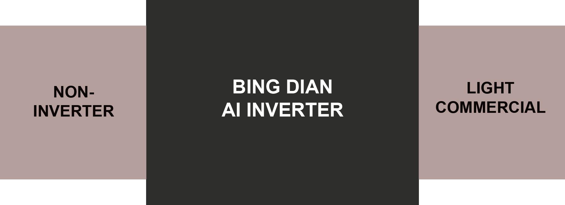 bingdian air conditioners